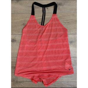 Nike Dri Fit Tank NWOT loose fit 😎 cute & comfy